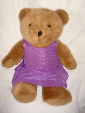 """Handmade Leotard and skirt.  Fit large Build a Bear Mascot or 19"""" Doll"""