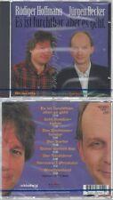 CD-NM-SEALED-RÜDIGER HOFFMANN UND JÜRGEN BECKER -1995- -- ES IST FURCHTBAR, ABER