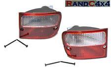 Land Rover Freelander 1 Parachoques Trasero Lámpara De Luz De La Cola Par
