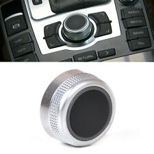 For Audi A6 A8 S6 Multimedia MMI Main Menu Rotary Control Switch Knob Cap Cover