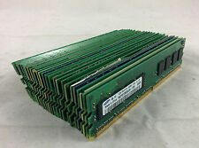 25x 1GB DDR2 Mixed Brands & Speeds PC2-5300 PC2-6400 Desktop Memory Bulk Jot Lot