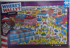 Where's Wally ~ In Town ~ 100 Piece Jigsaw Puzzle