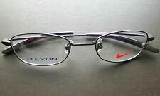 AUTHENTIC NIKE W/ FLEXON 4612 EYEGLASSES Rx FRAME AUBERGINE PURPLE 46[]19 135