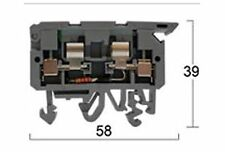NHD HTF-1 LED Fuse Terminal Block with LED (5 for $16.50)