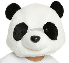 PANDA BEAR HEAD CAP ANIMAL HAT SAZAC JAPAN Halloween Costume
