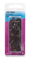 #22 Hillman Carpet Cut Tacks 1 in Blued 2 oz. Pack Anchor Wire 122600 NEW Nail