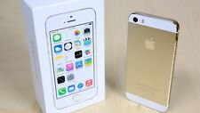 ***IPHONE 5S 16GB GOLD FACTORY UNLOCKED! APPLE 5 S 16 GB GSM NEW!***