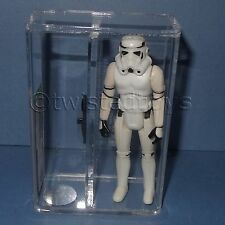 VINTAGE 1977 KENNER STAR WARS STORMTROOPER LOOSE ACTION FIGURE AFA 80 NM RARE