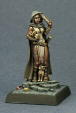 Lyrie Akenja Caster Reaper Miniatures Pathfinder Wizard Mage Magic User Spells