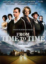 From Time to Time 2009 Drama Fantasy Julian Fellowes Maggie Smith Rare OOP DVD