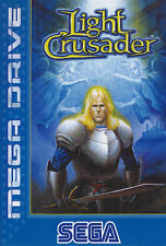 ## SEGA Mega Drive - Light Crusader (Deutsch) / MD Spiel ##