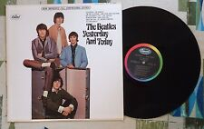 The Beatles LP Yesterday And Today 1966 ST 2553 VG++/VG+