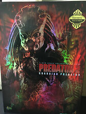"""HOT TOYS 1/6 MMS126 PREDATOR 2 GUARDIAN 14"""" MISB Sideshow Exclusive"""