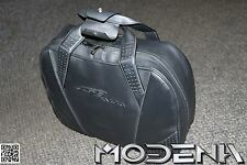 Leder Tasche Koffer schwarz Bag Leather Case Suitcase Small Ferrari 458 Italia