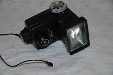 Vivitar 285HV Zoom Thyristor Shoe Mount Flash