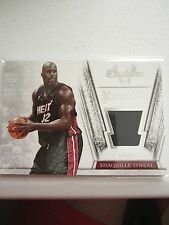 SHAQUILLE O'NEAL 2014-15 PANINI EXCALIBUR NON AUTO ROYALTY GAME WORN JERSEY SP