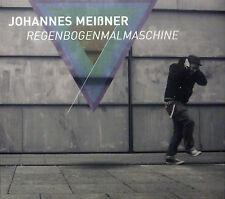 CD JOHANNES MEIßNER - regenbogenmalmaschine