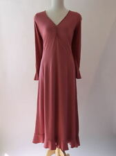 NWT~April Cornell~Beaded Rose~'FEATHER' Dress - Extra Small