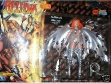 RARE PLATINUM HELLINA LIMITED TO 5000 MINT ON CARD