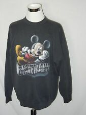 Vintage Disneyland Sleeping Beauty Castle Sweatshirt Mens Womens XXL 3D Mickey