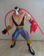 DC Comics lethal impact bane action figure venom powered punch, stinger gauntlet