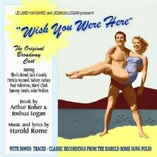 ORIGINAL SOUNDTRACK - WISH YOU WERE HERE  CD NEU