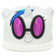 AWESOME MY LITTLE PONY DJ PON-3 BIG FACE TRUCKER STYLED SNAPBACK CAP *NEW*