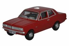Oxford 76HB003 Vauxhall Viva HB Monza Red 1/76 Scale=00 Gauge New -T48 Post