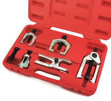 5 Piece Front End Service Auto Tool Kit Ball Joint Tie Rod Set Puller Remover