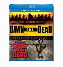 Dawn of the Dead/George A. Romero's Land of the  Blu-ray Region A