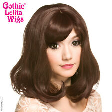 Gothic Lolita Wigs® Daily Doll™ Collection  - Chocolate Brown Mix