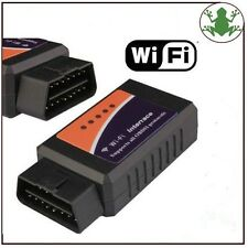 INTERFACCIA DIAGNOSI CENTRALINA AUTO OBD2 WI FI INTERFACE SCANNER OBD II WIFI
