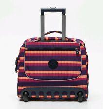 kipling clas dallin 2 wheel laptop backpack school bag cabin trolley rrp£159 NEW