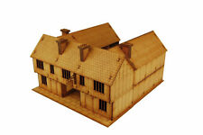 TIMBER FRAMED TAVERN COACH HOUSE 28mm Building Terrain L013