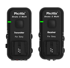 Phottix stratone II 5-in - 1 Set trigger wireless: Sony/Minolta
