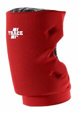 New Adams Trace 48000 Softball Knee Guard Scarlet Red Small Short Style