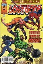 Marvel Comics Journey Into Mystery Featuring The Lost Gods #505 January 1997 VF+