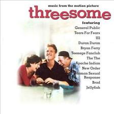 THREESOME (Soundtrack CD) The The*U2*Duran Duran*Bryan Ferry*Teenage Fanclub