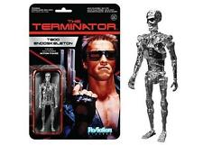 Terminator Chrome T-800 ReAction 3 3/4-Inch Retro Figure - New in Stock