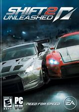 PC DVD Spiel Need for Speed Shift Unleashed 2 limited Edition NEU