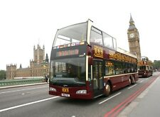 2 x FLEXIBLE ADULT BIG BUS LONDON OPEN TOP TOUR 24 HR TICKET + 2ND DAY FREE
