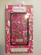 Lilly Pulitzer Iphone 4S 4 Case Coronado Crab Fitted Snap On Cover New In Box