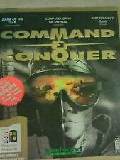 Command & Conquer Gold Edition 1995 Big Box PC Game