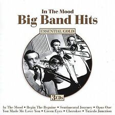 Zz/Various Artists - Big Band Hits Essential Gold (2006) - Used - Compact D