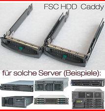 Disques durs remplaçables brassez cadre HDD slide FSC primergy serveur s30 p200 tx150 OK