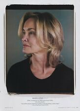 Jessica Lange, American Horror Story 1pg VANITY FAIR magazine feature, clippings