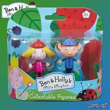 Ben & Holly's Little Kingdom Collectable 2 Figure Twin Pack - Ben & Holly