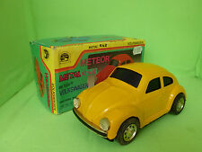 METEOR 910 VW VOLKSWAGEN KAFER BEETLE - FRICTION POWERED - EXCELLENT IN BOX