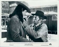 1968 Actor Dean Martin in Western Movie Five Card Stud Press Photo