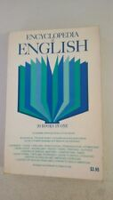 Encyclopedia of English; dictionaries of grammar, usage, spelling, punctuation,